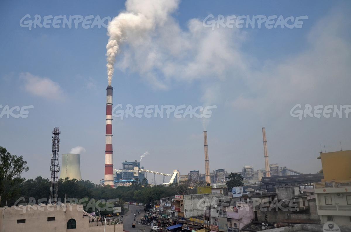 'राष्ट्रीय स्वच्छ वायु कार्यक्रम' वायु प्रदूषण से निपटने में मील का पत्थर: ग्रीनपीस इंडिया