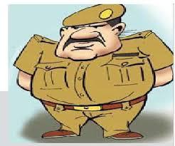 राजधानी के पांच थानेदार भ्रष्टाचार के आरोप में लाइन हाजिर