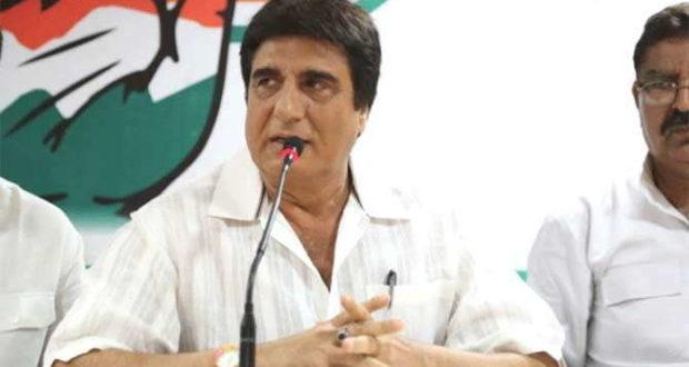 यूपी कांग्रेस प्रदेश अध्यक्ष पद से इस्तीफे के बाद राज बब्बर ने कहा- नयी जिम्मेदारी के लिए हूं तैयार