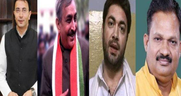यूपी  प्रदेश कांग्रेस अध्यक्ष के लिए इन ब्राह्मण चेहरों पर टिकी हैं निगाहें