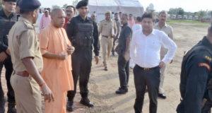 शाहजहांपुर में मुख्यमंत्री योगी  ने कहा कि प्रधानमंत्री द्वारा किसानों की फसलों के  समर्थन मूल्य में की गई वृद्धि अभूतपूर्व
