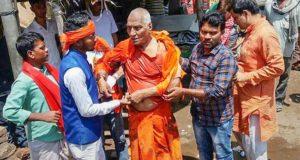 झारखंड  में BJP कार्यकर्ताओं ने की स्वामी अग्निवेश से मारपीट, 20 हमलावर हिरासत में