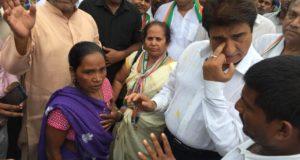 बस्ती की जनता बाढ़ से त्राहि-त्राहि कर रही है और मुख्यमंत्री जी धु्रवीकरण की राजनीति कर रहे हैं—राजबब्बर