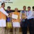 केन्द्रीय ग्रामीण विकास मंत्रालय की योजनाओं के सफल  क्रियान्वयन के लिए उ0प्र0 को प्रथम बार 12 राष्ट्रीय पुरस्कार