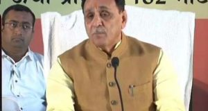 सीएम  विजय रूपाणी ने  कहा कि गुजरात में हुए उत्तर भारतीयों पर हमले के पीछे कांग्रेस की साजिश
