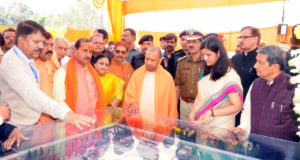 मुख्यमंत्री योगी ने गोरखपुर विश्वविद्यालय में  रखी गोरक्षनाथ शोध पीठ भवन की आधारशिला, बोले कई लोगों को मिलेगा रोजगार