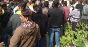 निजीकरण के विरोध में बिजली कर्मचारियों व अभियन्ताओं ने प्रदेश भर में विरोध प्रदर्शन किया